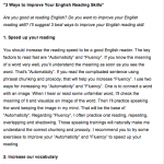 Blogging in English 〜英語でブログを書いてみる〜