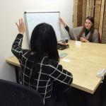 英会話に慣れてきた女子大生の英会話カフェ奮闘記 vol.4 @新宿トラベラーズコワーキング