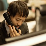 仕事で使える英語フレーズ(音声付き) -電話編-応答フレーズ(その1)