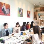 JapanTimesを読んで英語で語り合う「朝英語の会」に参加しました☆