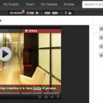 EnglishCentralの動画で1日10分1フレーズ発音トレーニングをしよう☆
