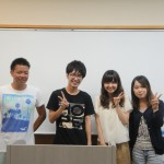 青山学院大学ESS(English Speaking Society)活動潜入レポート!!