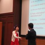 『The Japan Times ST』×バイリンガールコラボイベント取材レポートvol.2 「バイリンガール英会話」の動画で楽しく英語を学ぼう!