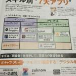 『日経ビジネスアソシエ』8月号は英語特集!おすすめ7大アプリを紹介させていただきました☆