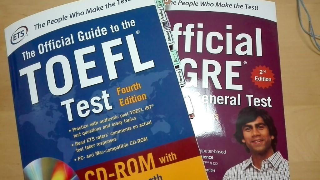 TOEFL-GRE